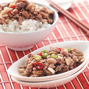 豆醬肉燥(1)