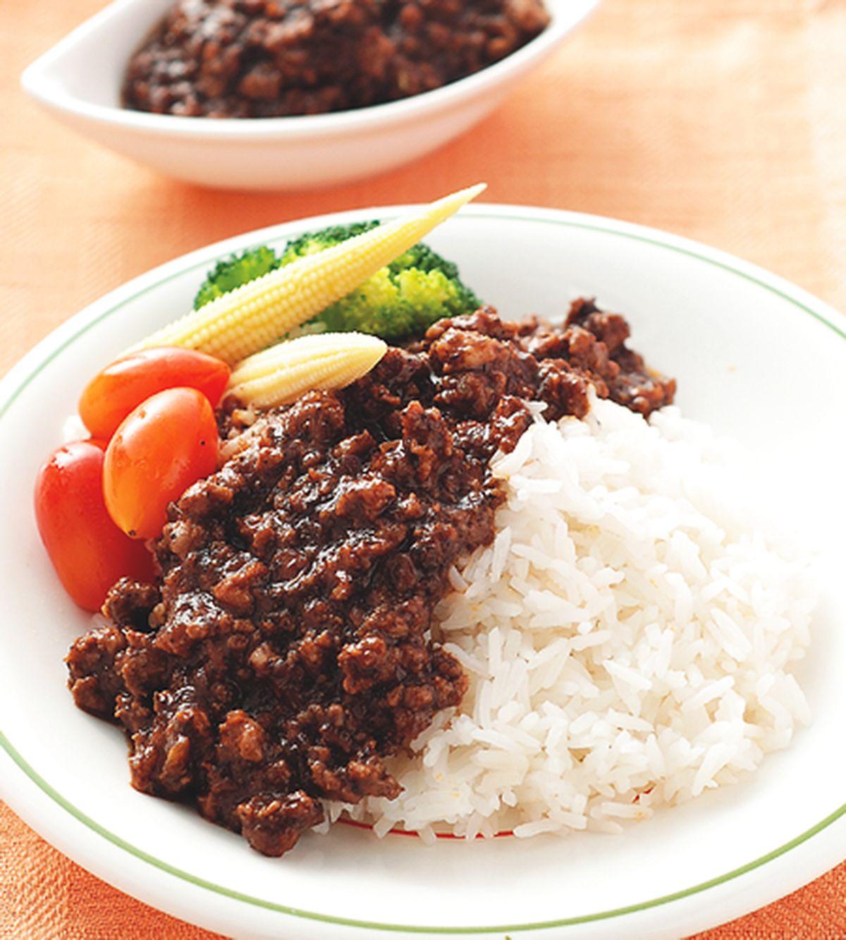 食譜:黑胡椒肉醬(1)