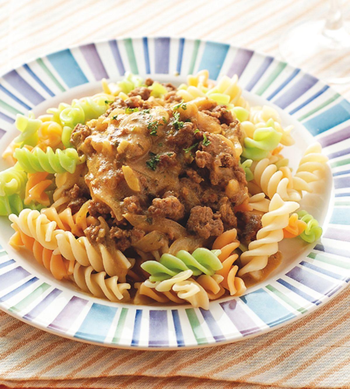 食譜:黃金洋蔥牛肉醬
