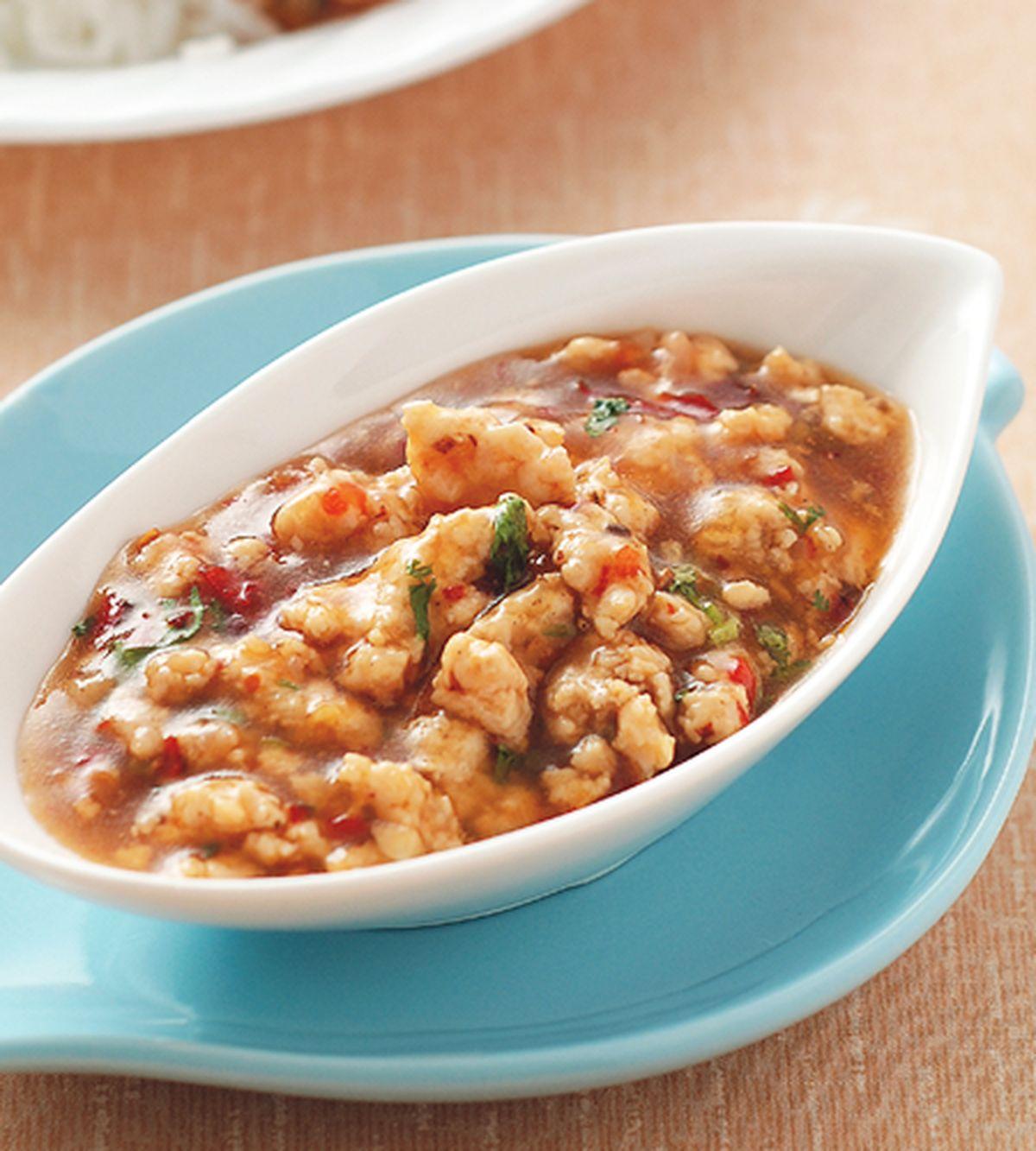 食譜:茴香辣味雞肉醬