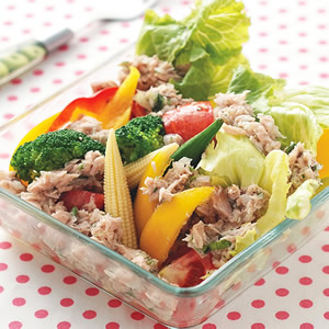 塔香鮪魚醬