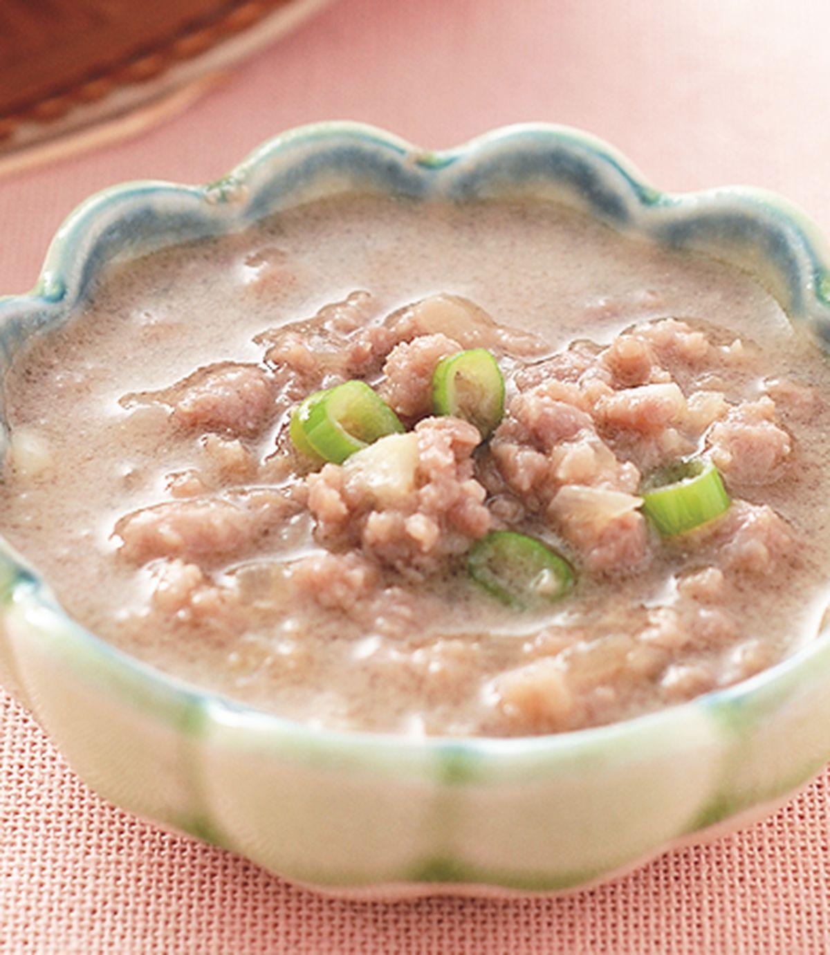 食譜:味噌肉醬
