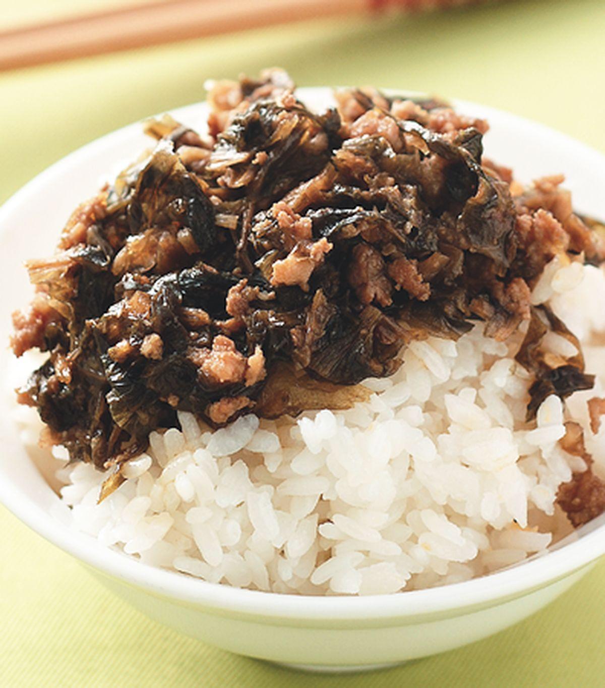 食譜:梅干肉醬