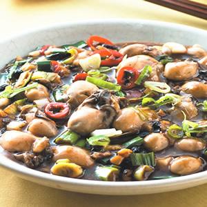 豆豉鮮蚵(2)