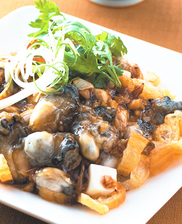 食譜:蒜泥鮮蚵(1)