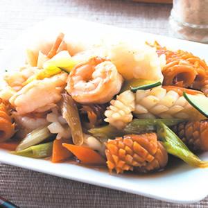 炒三鮮(1)