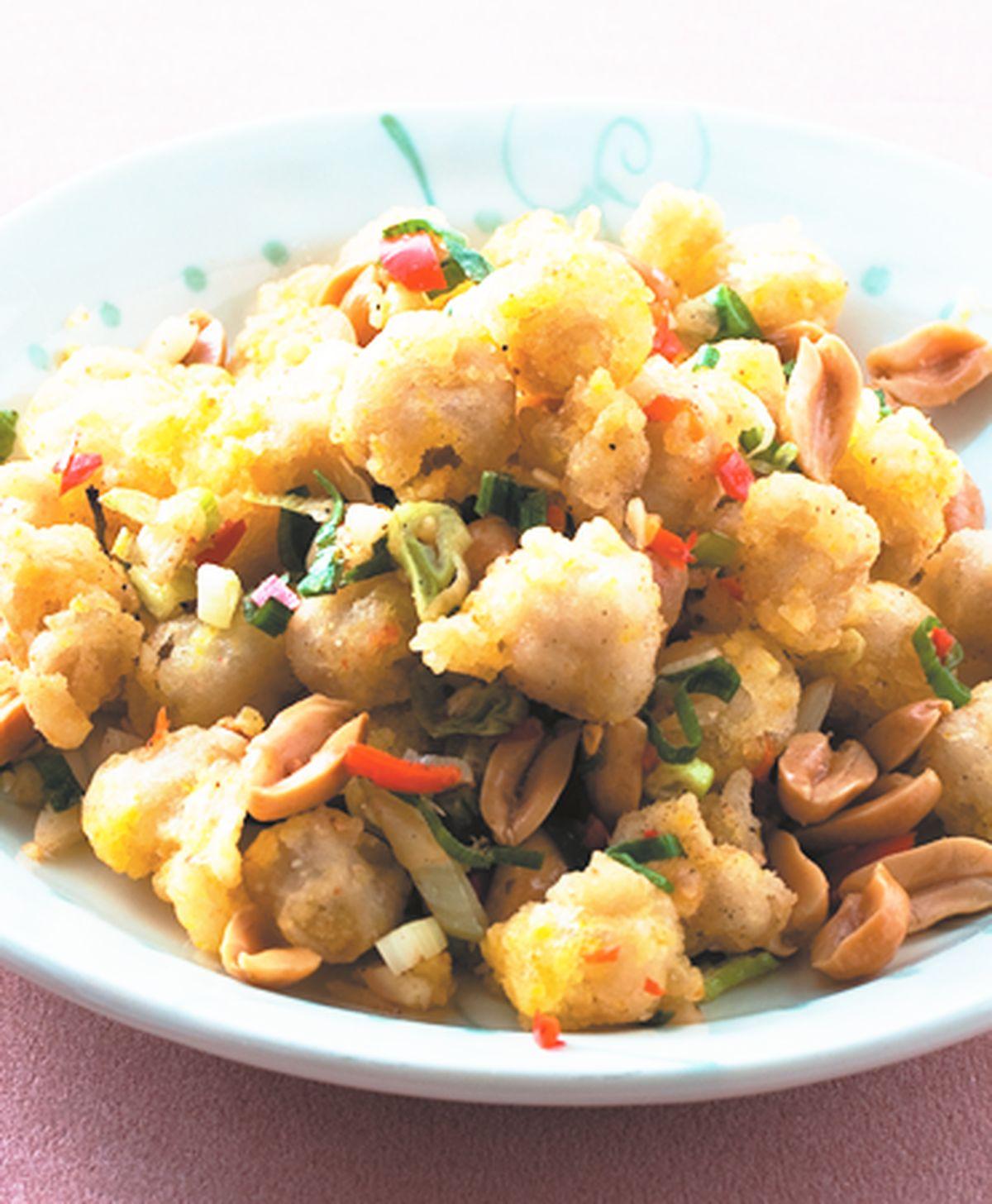 食譜:椒鹽龍珠(3)