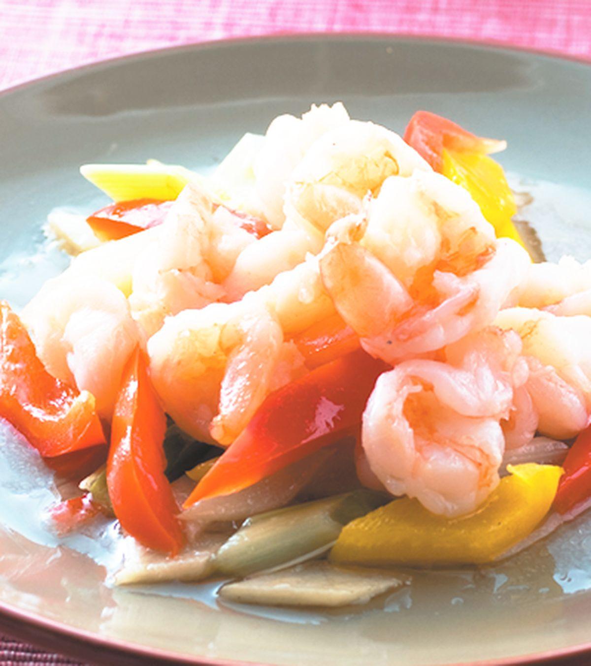 食譜:清炒蝦仁(2)