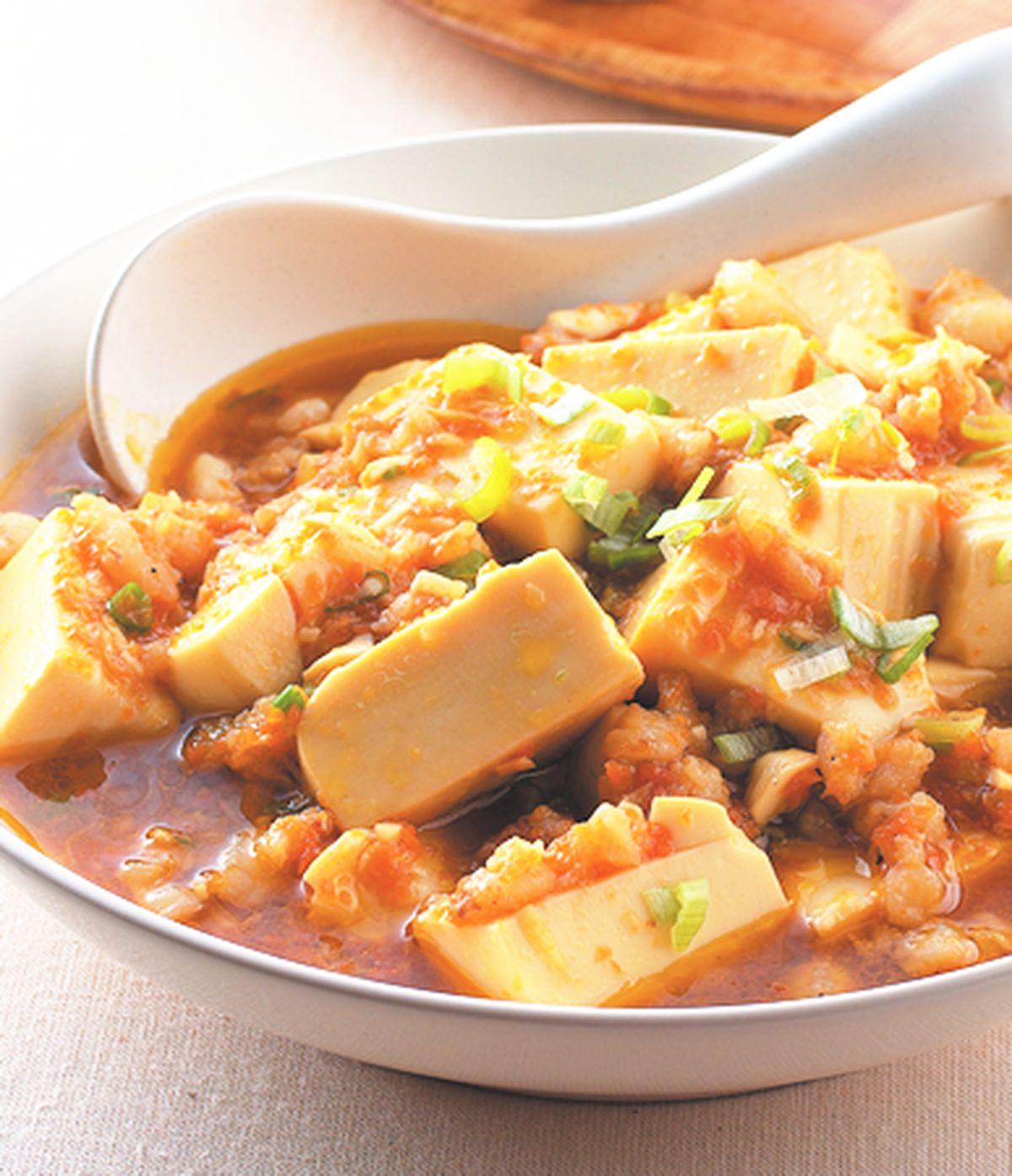 食譜:蟹黃豆腐(2)