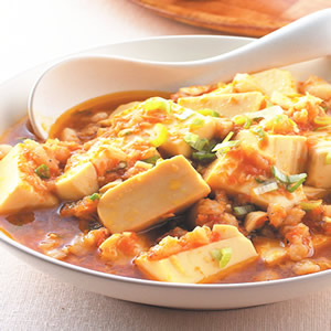 蟹黃豆腐(2)