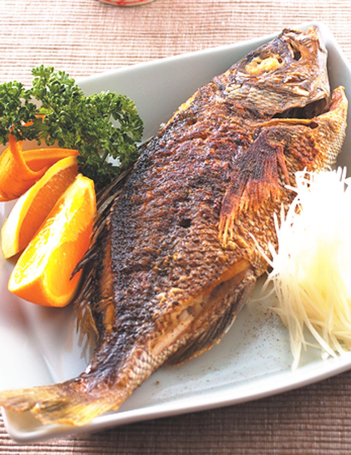 食譜:香煎魚