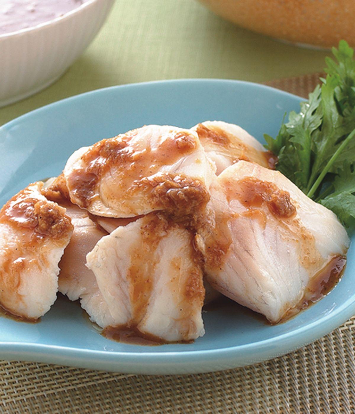 食譜:醬淋魚片