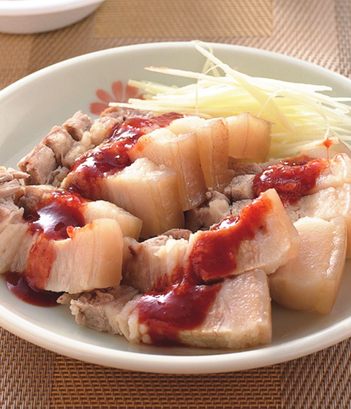 食譜:紅麴白切肉