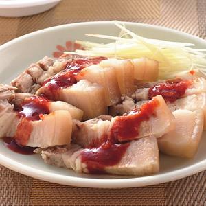 紅麴白切肉