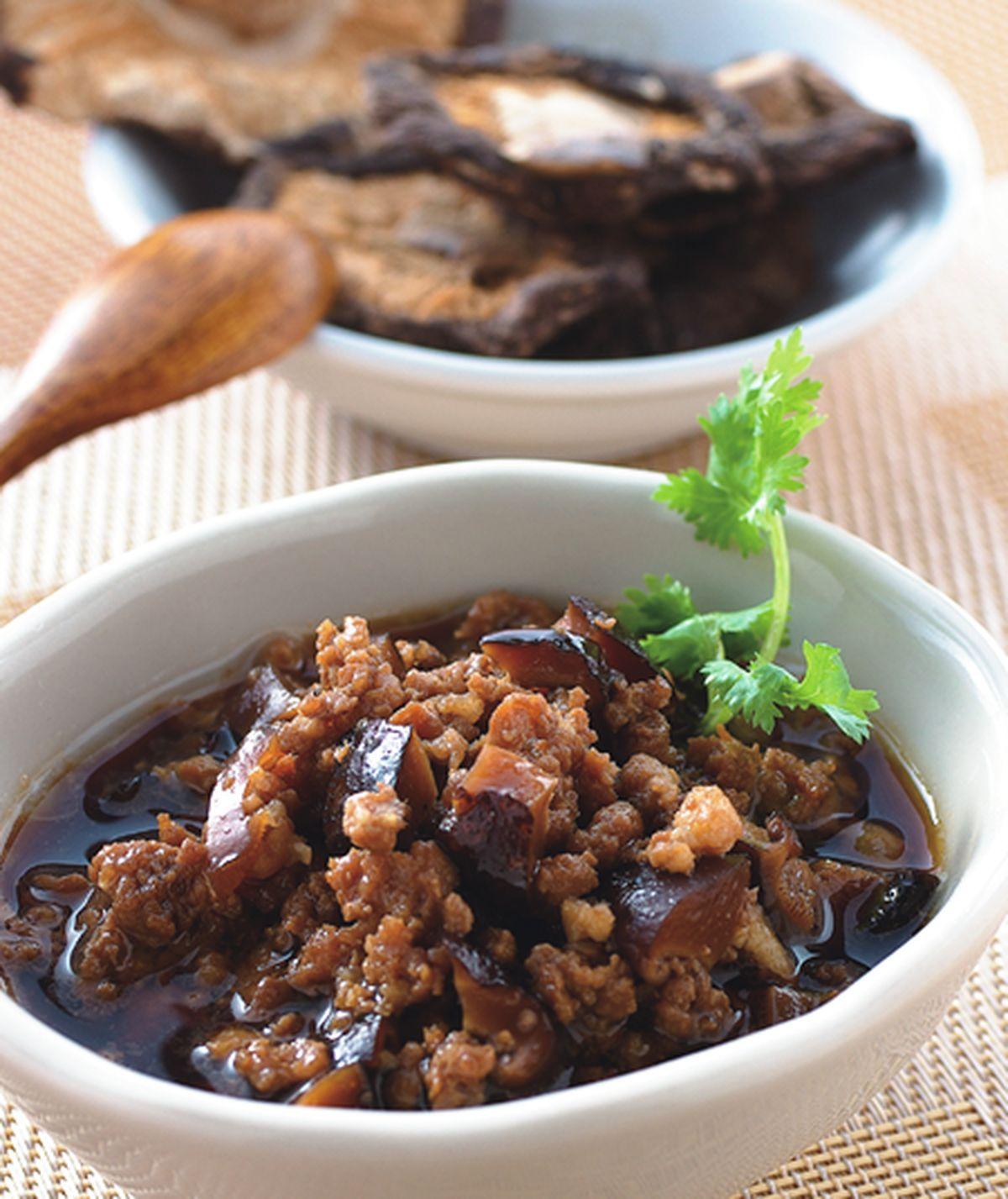 食譜:香菇滷肉汁