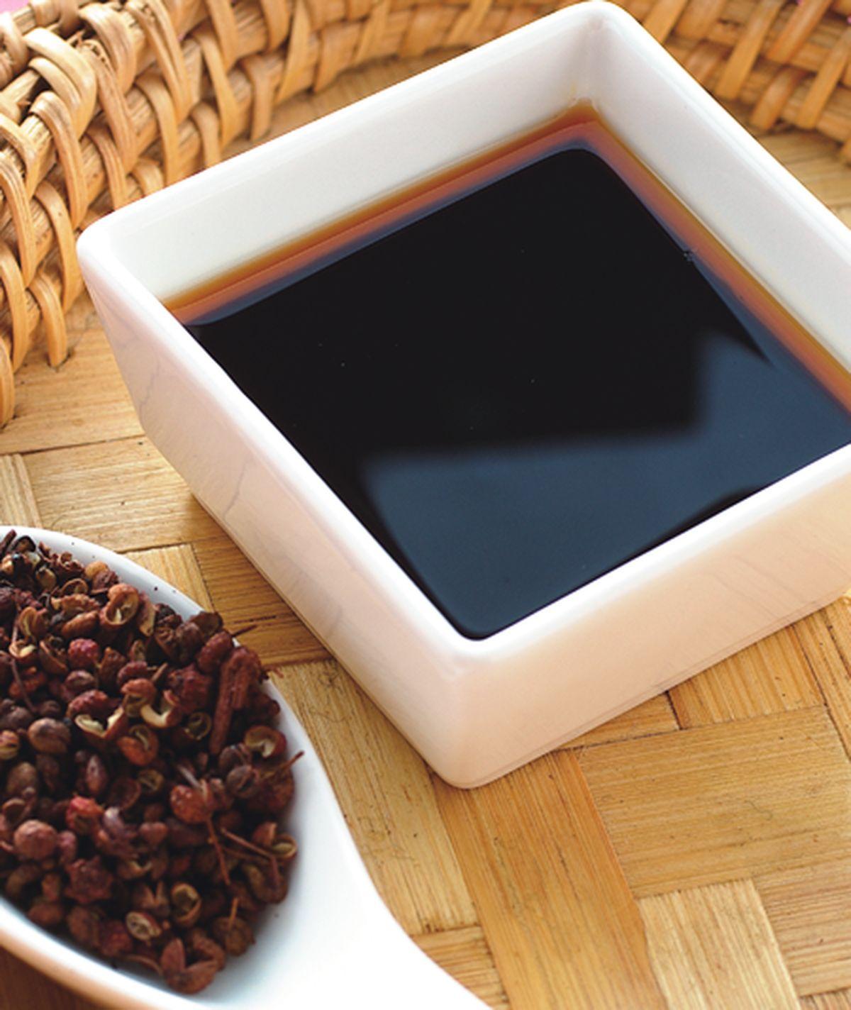 食譜:川椒油淋汁
