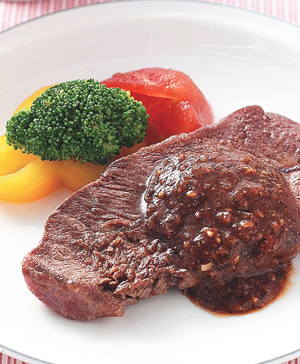 食譜:黑胡椒牛排(1)