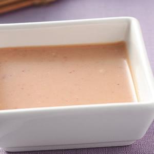 味噌薄荷奶油淋醬