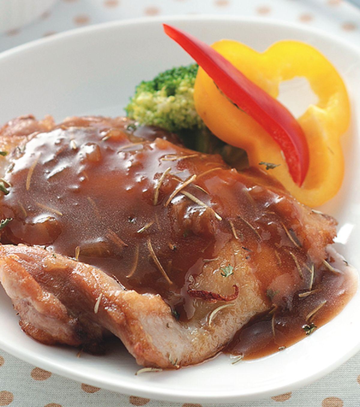 食譜:香草雞排(1)