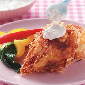 馬鈴薯煎餅(1)