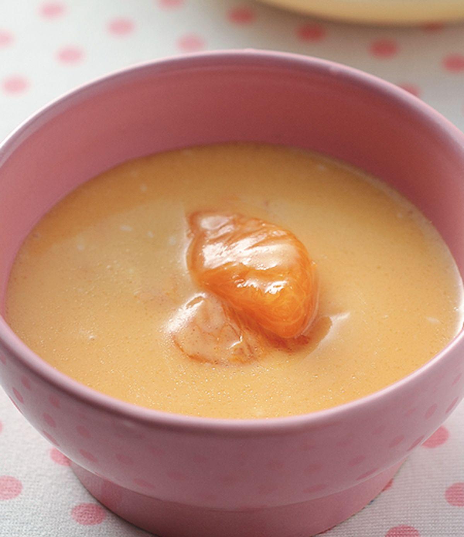 食譜:香橙優格醬