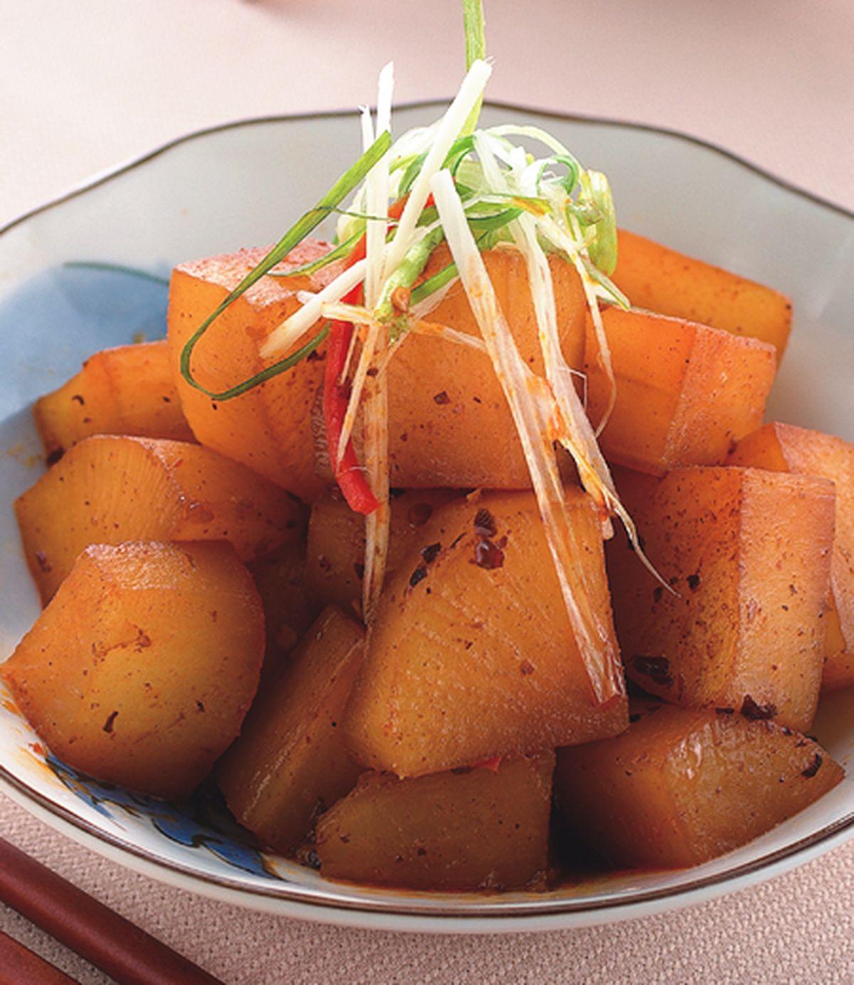 食譜:白蘿蔔