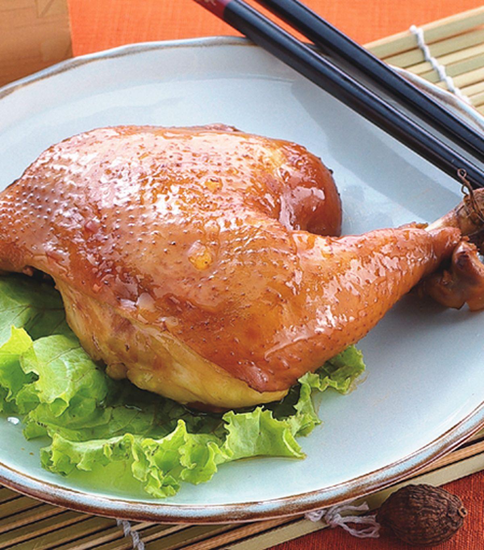 食譜:油雞腿