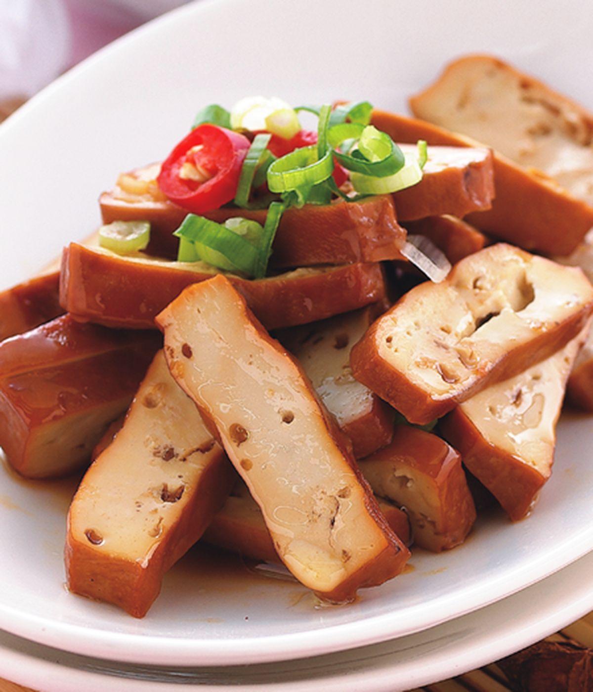 食譜:豆干(2)