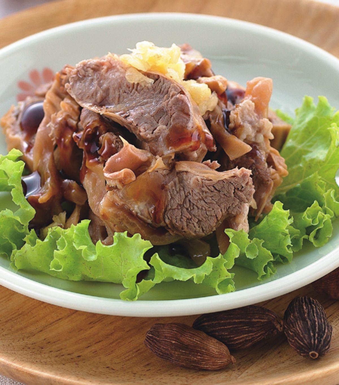 食譜:肝連肉