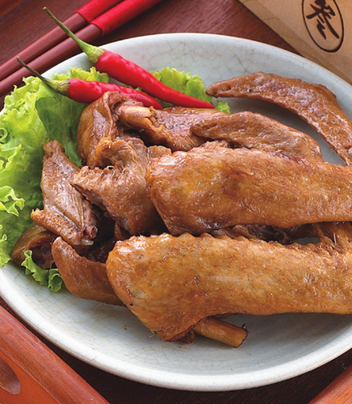 食譜:鴨翅(2)
