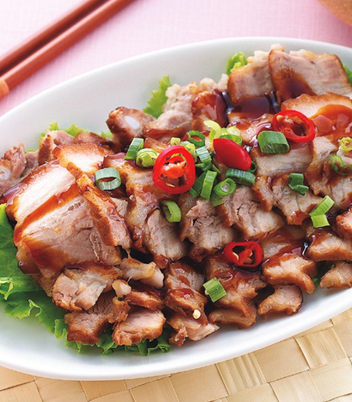 食譜:三層肉