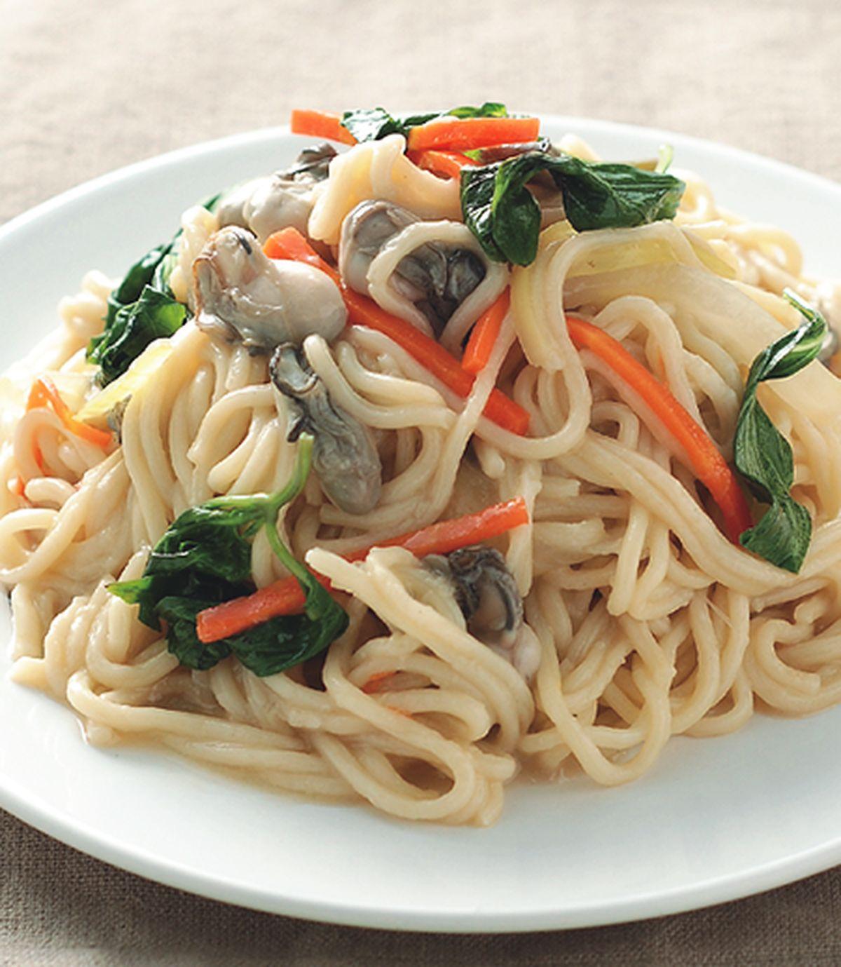 食譜:蚵仔炒麵