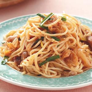 泡菜炒麵(1)