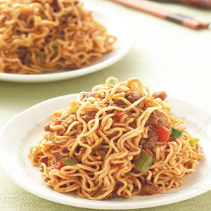 印尼沙嗲炒麵