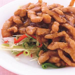 京醬肉絲(2)