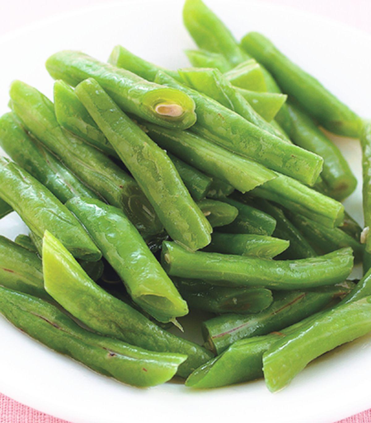 食譜:清炒四季豆