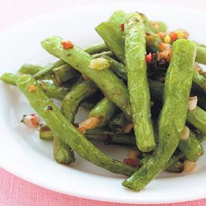 椒鹽四季豆(1)