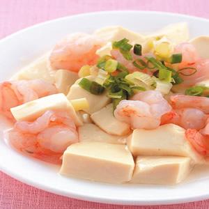 蝦仁豆腐(1)