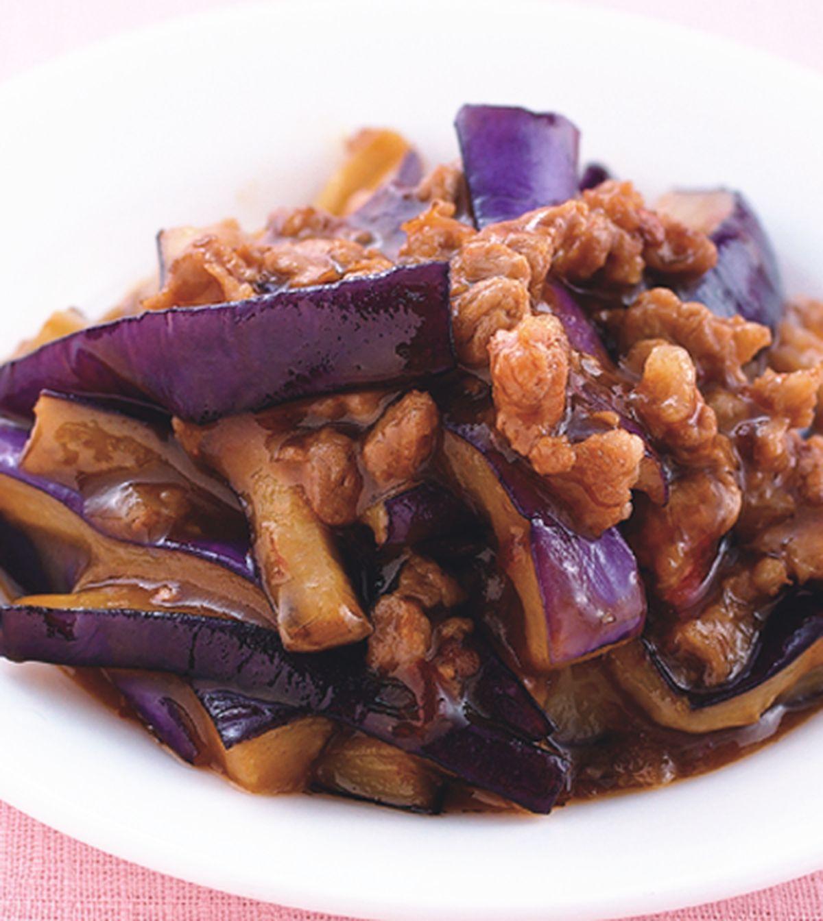 食譜:肉醬茄子