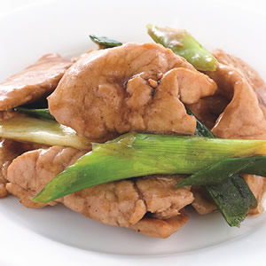 蔥爆肉片(1)