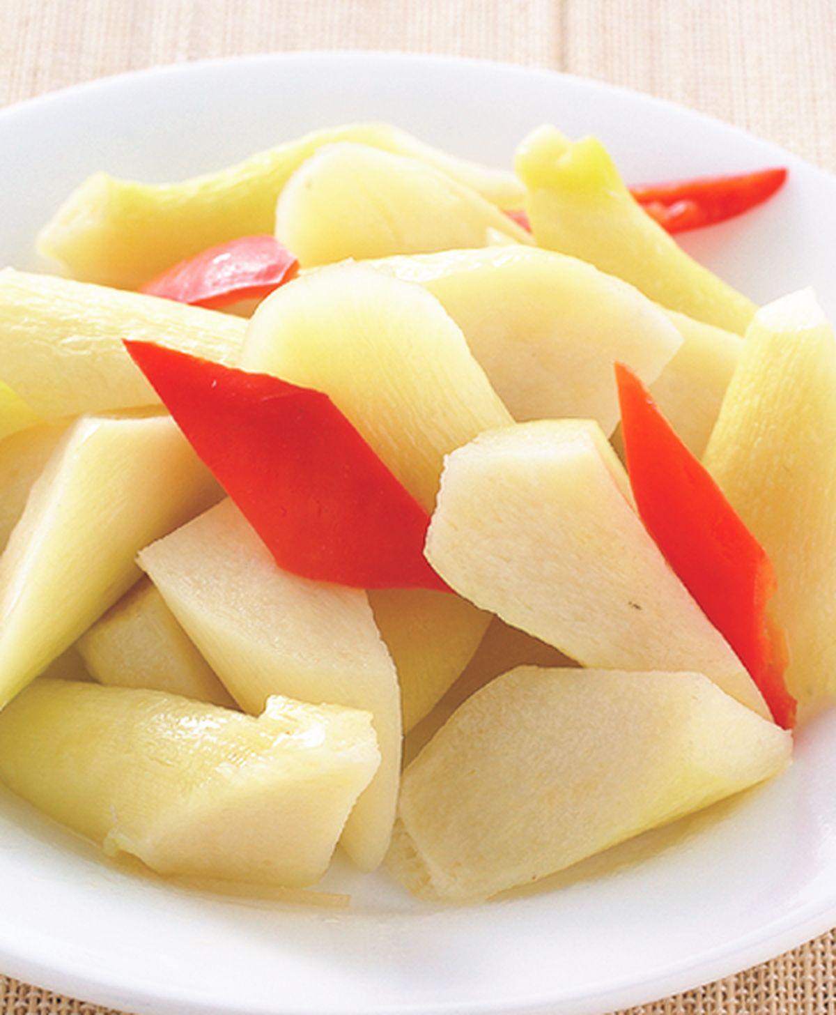 食譜:清炒茭白筍