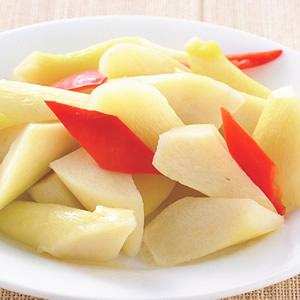 清炒茭白筍