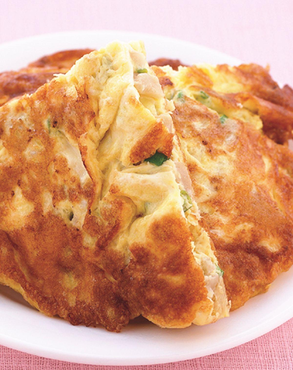 食譜:菜脯蛋(5)