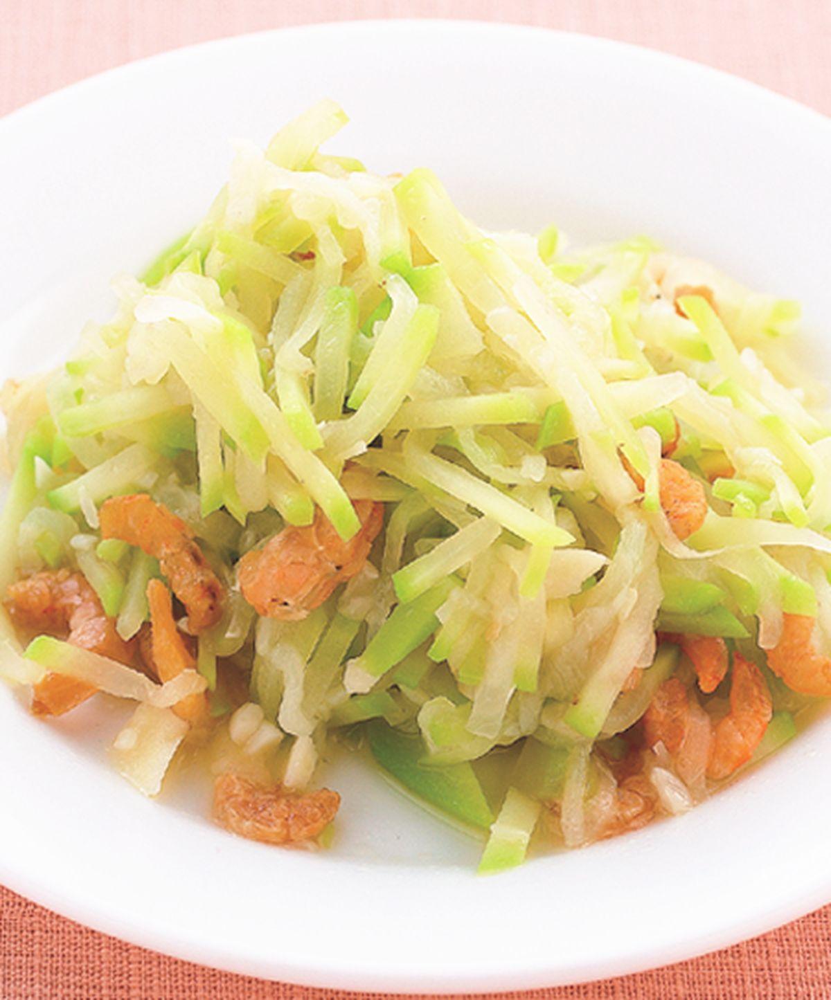 食譜:開陽胡瓜