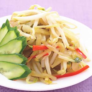 酸菜豆芽菜