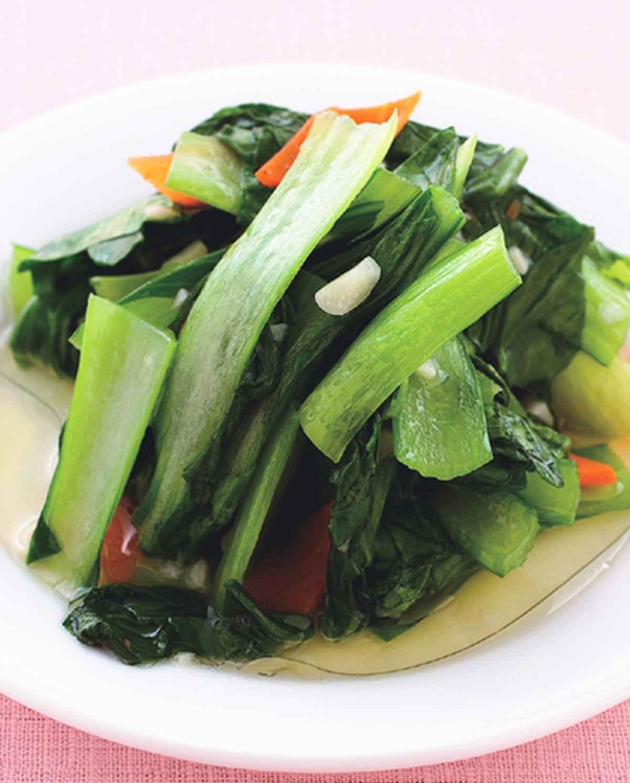 食譜:炒青江菜