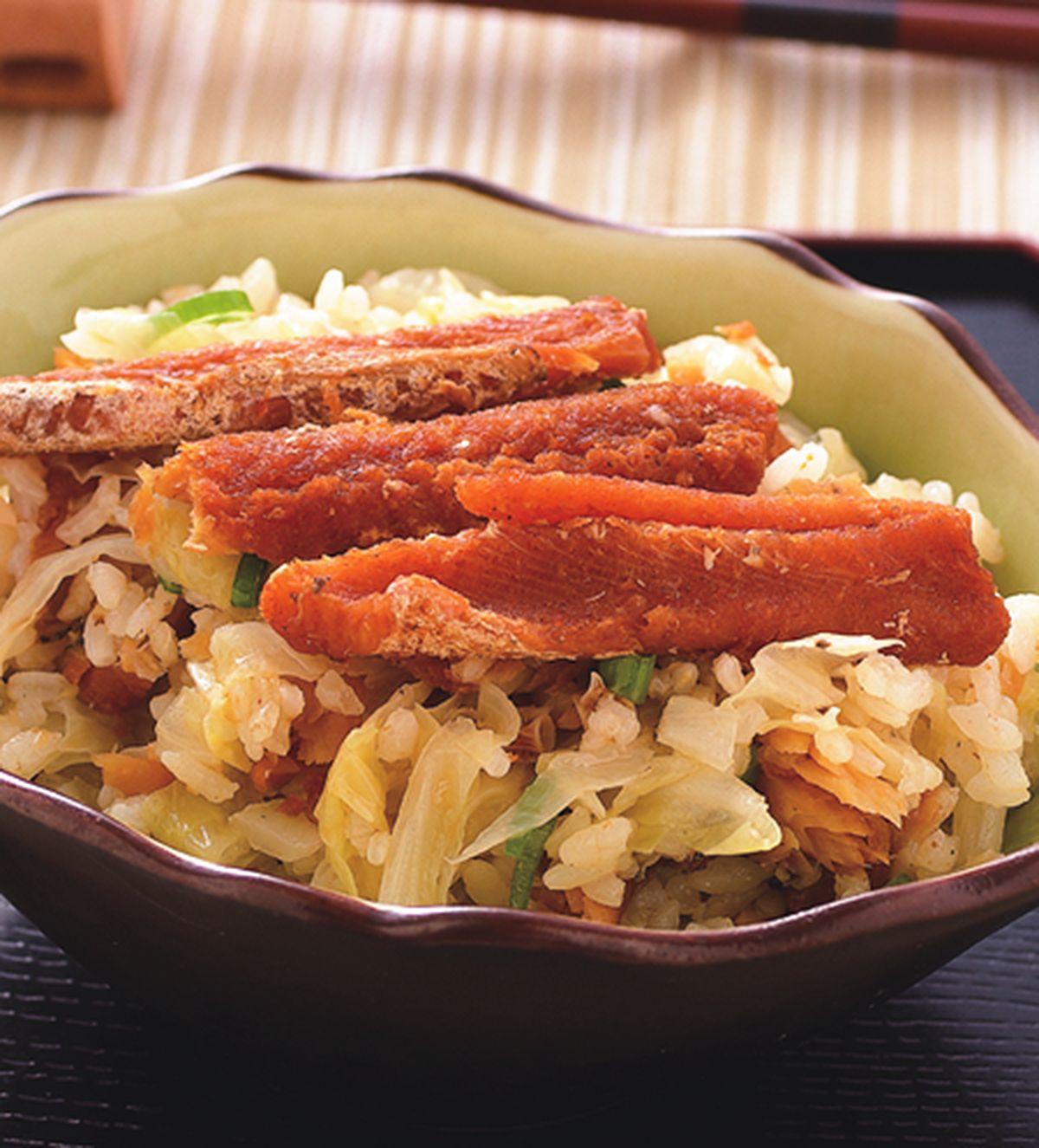 食譜:紅燒鰻魚飯