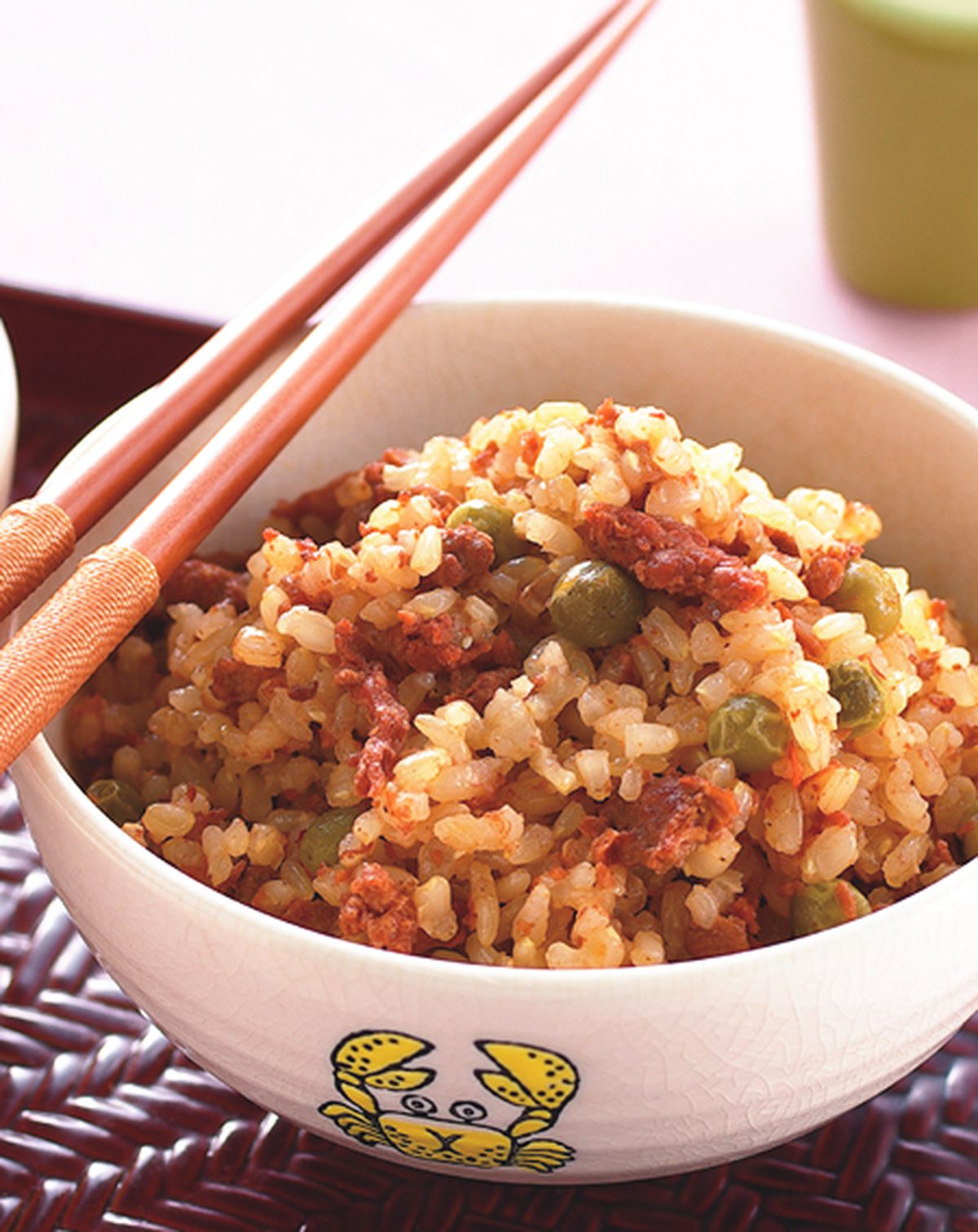 食譜:五穀肉醬飯