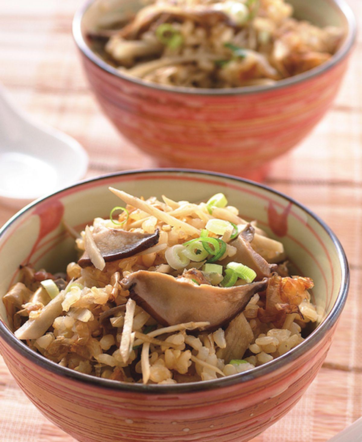 食譜:牛蒡柴魚飯