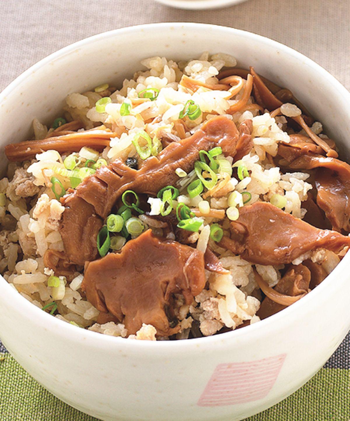 食譜:珍菇飯